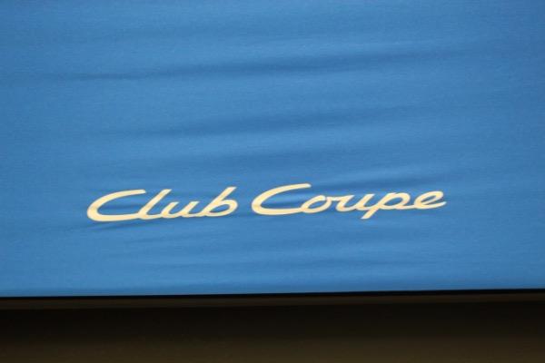 Used 2016 Porsche 911 Club Coupe Carrera GTS | Miami, FL n66