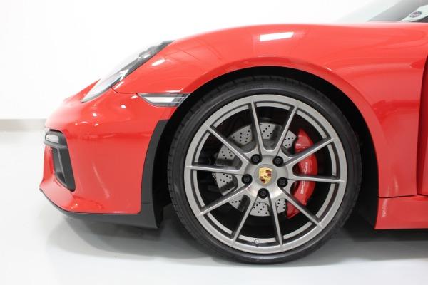 Used 2016 Porsche Boxster Spyder   Miami, FL n17