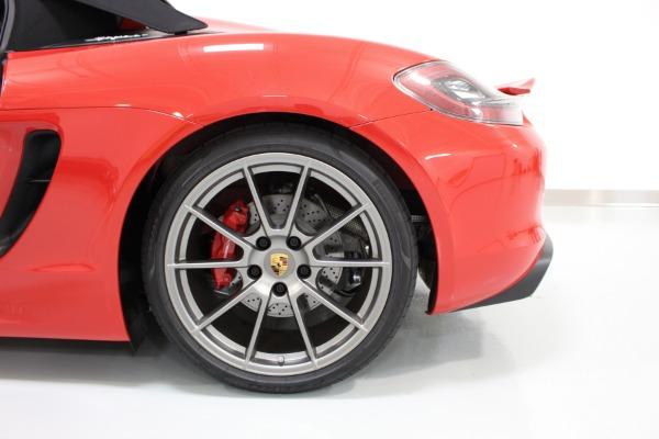 Used 2016 Porsche Boxster Spyder | Miami, FL n19
