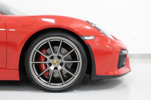 Used 2016 Porsche Boxster Spyder   Miami, FL n20