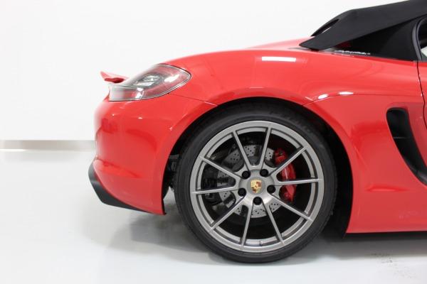 Used 2016 Porsche Boxster Spyder | Miami, FL n21