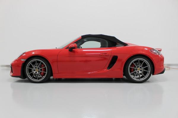 Used 2016 Porsche Boxster Spyder   Miami, FL n4