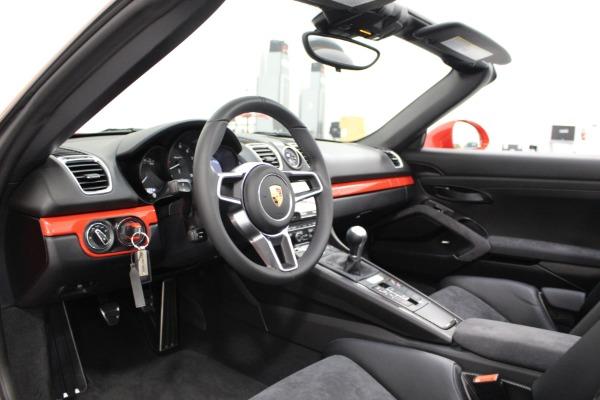 Used 2016 Porsche Boxster Spyder   Miami, FL n45