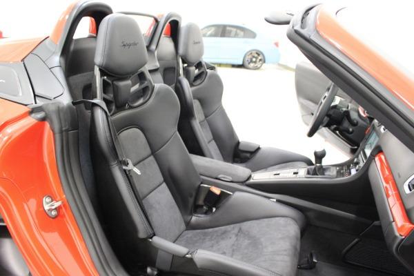 Used 2016 Porsche Boxster Spyder   Miami, FL n53