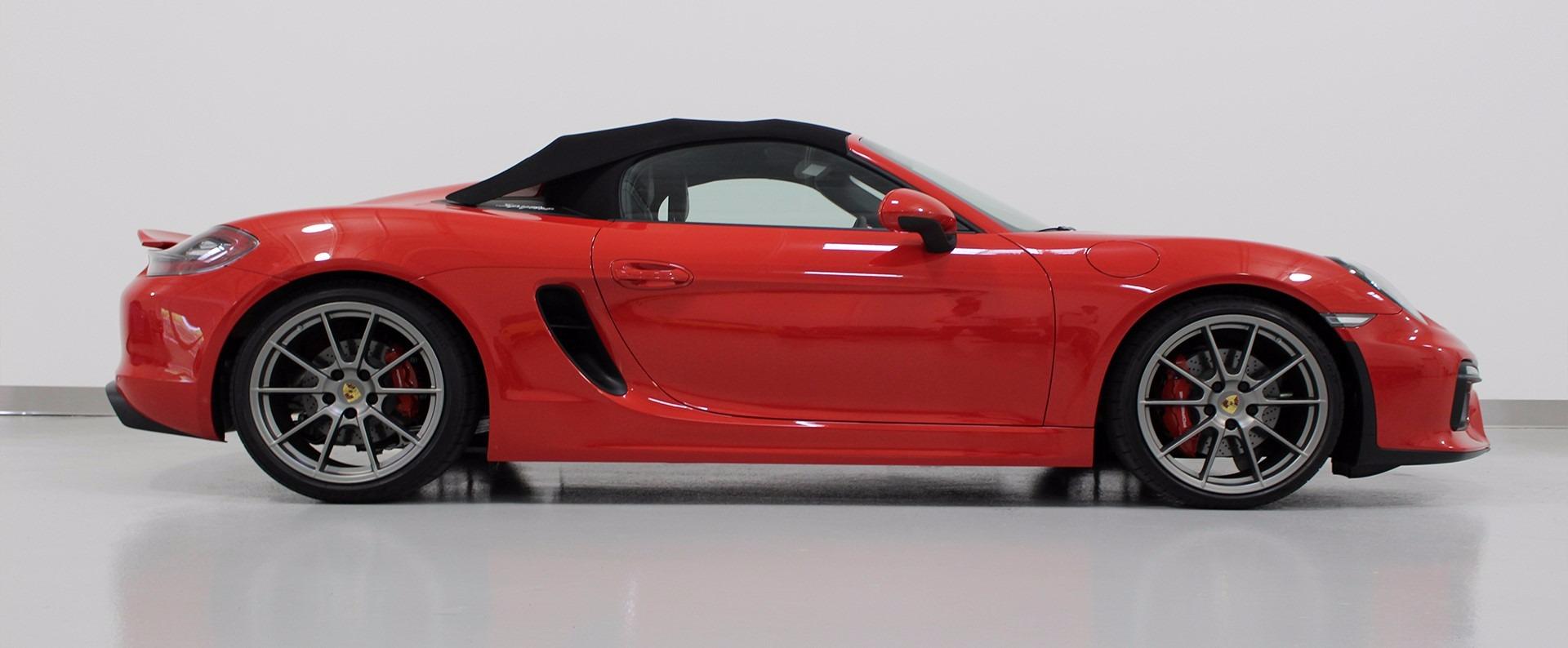 Used 2016 Porsche Boxster Spyder   Miami, FL