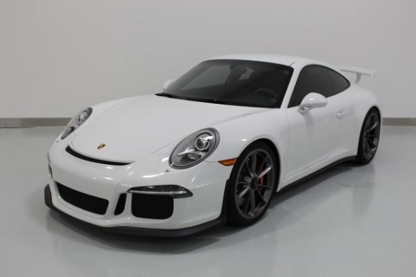 Used 2014 Porsche 911 GT3 | Miami, FL n18