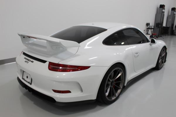 Used 2014 Porsche 911 GT3 | Miami, FL n8