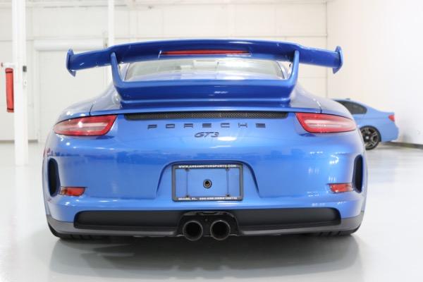 Used 2015 Porsche 911 GT3 | Miami, FL n21