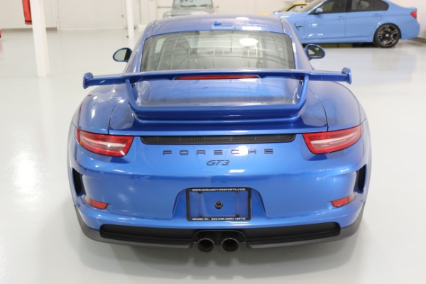 Used 2015 Porsche 911 GT3 | Miami, FL n24