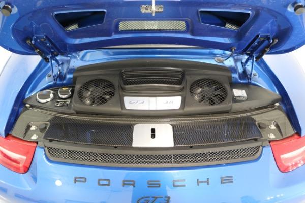 Used 2015 Porsche 911 GT3 | Miami, FL n35
