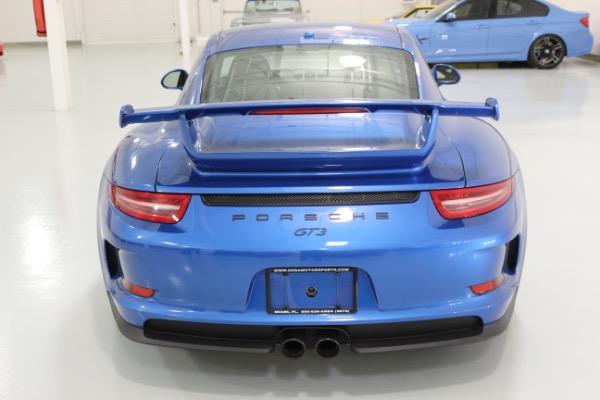 Used 2015 Porsche 911 GT3 | Miami, FL n54