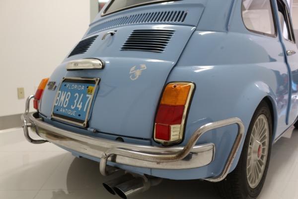 Used 1971 Fiat 500L  | Miami, FL n26