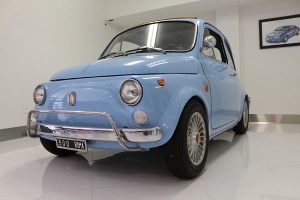Used 1971 Fiat 500L  | Miami, FL n8