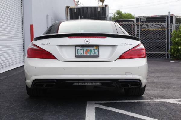 Used 2016 Mercedes-Benz SL-Class AMG SL63 | Miami, FL n10