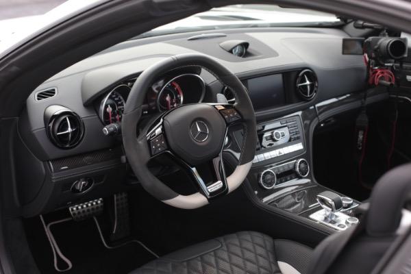 Used 2016 Mercedes-Benz SL-Class AMG SL63 | Miami, FL n17