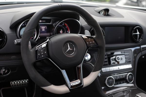 Used 2016 Mercedes-Benz SL-Class AMG SL63 | Miami, FL n18