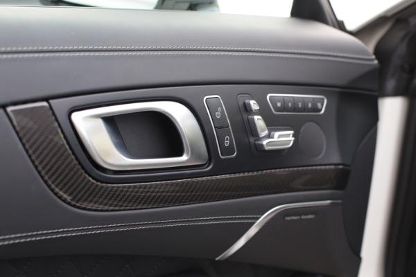Used 2016 Mercedes-Benz SL-Class AMG SL63 | Miami, FL n27