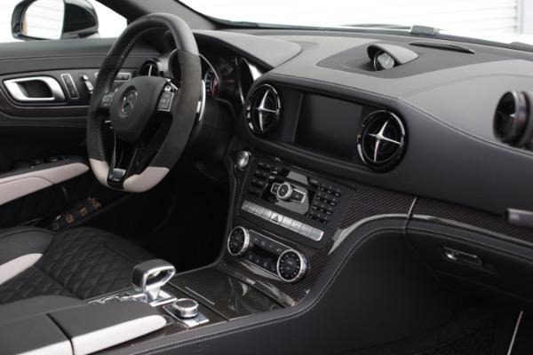 Used 2016 Mercedes-Benz SL-Class AMG SL63 | Miami, FL n28