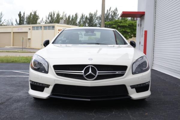 Used 2016 Mercedes-Benz SL-Class AMG SL63 | Miami, FL n8