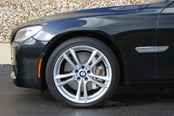Used 2011 BMW 7 Series 760Li M Sport Package | Miami, FL n14