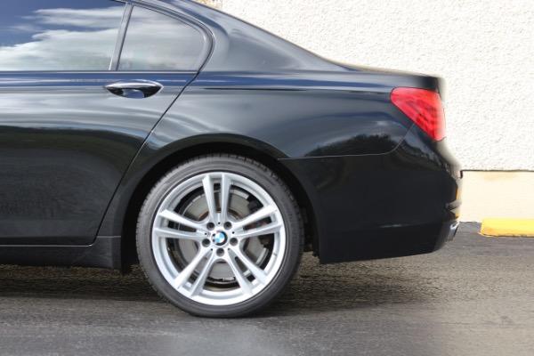 Used 2011 BMW 7 Series 760Li M Sport Package | Miami, FL n16