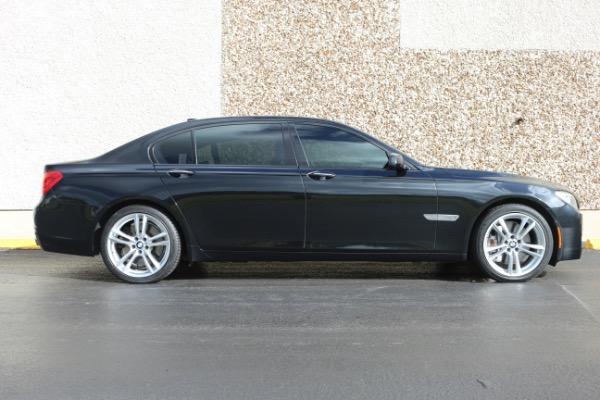 Used 2011 BMW 7 Series 760Li M Sport Package | Miami, FL n18