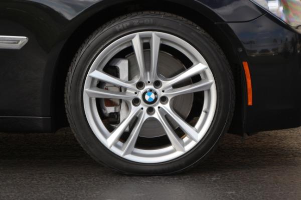 Used 2011 BMW 7 Series 760Li M Sport Package | Miami, FL n19