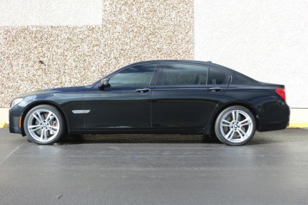 Used 2011 BMW 7 Series 760Li M Sport Package | Miami, FL n21