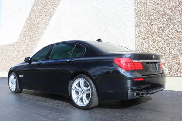 Used 2011 BMW 7 Series 760Li M Sport Package | Miami, FL n23