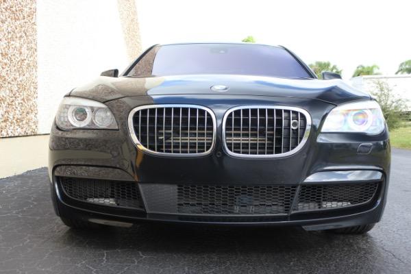 Used 2011 BMW 7 Series 760Li M Sport Package | Miami, FL n30