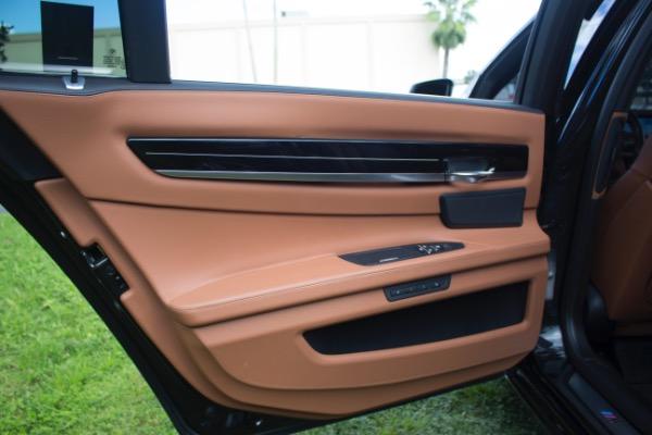 Used 2011 BMW 7 Series 760Li M Sport Package | Miami, FL n39