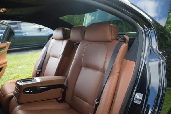 Used 2011 BMW 7 Series 760Li M Sport Package | Miami, FL n44