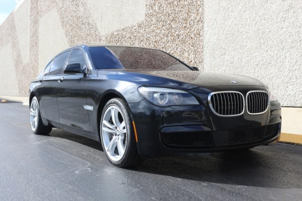 Used 2011 BMW 7 Series 760Li M Sport Package | Miami, FL n5