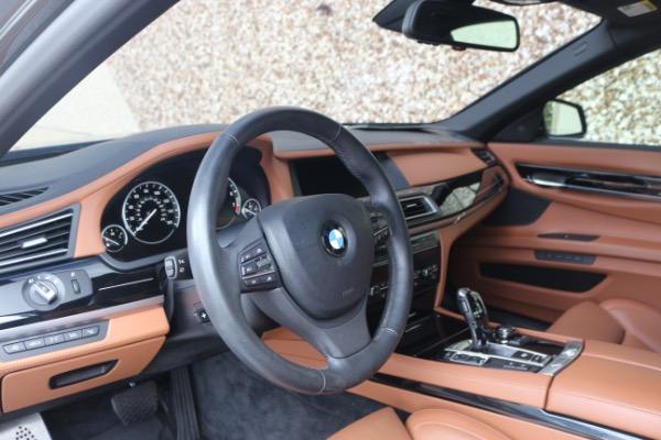 Used 2011 BMW 7 Series 760Li M Sport Package | Miami, FL n54