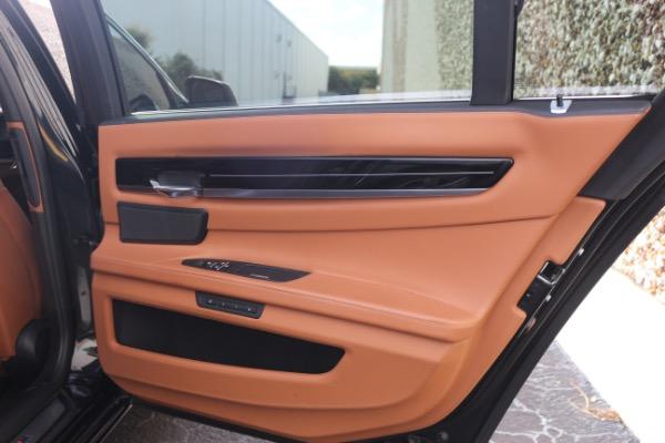 Used 2011 BMW 7 Series 760Li M Sport Package | Miami, FL n57