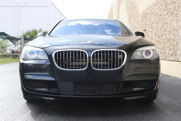Used 2011 BMW 7 Series 760Li M Sport Package | Miami, FL n6