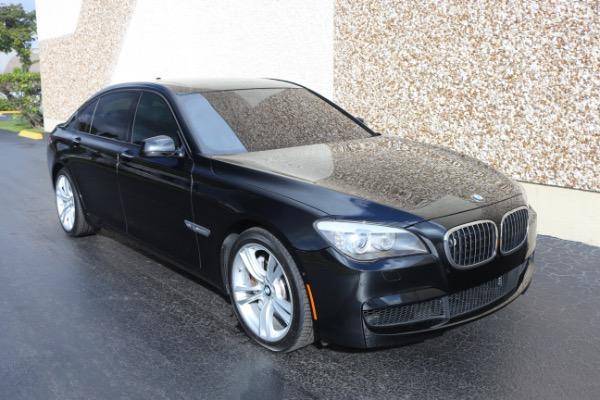 Used 2011 BMW 7 Series 760Li M Sport Package | Miami, FL n8