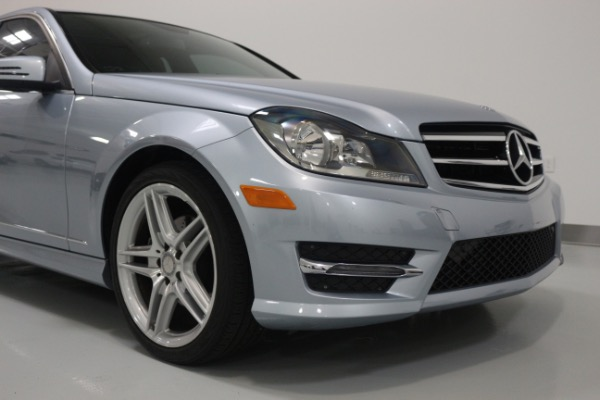 Used 2014 Mercedes-Benz C-Class C250 Sport | Miami, FL n15