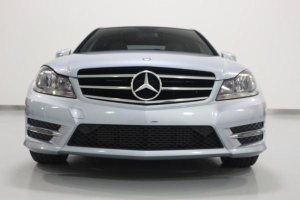 Used 2014 Mercedes-Benz C-Class C250 Sport | Miami, FL n16