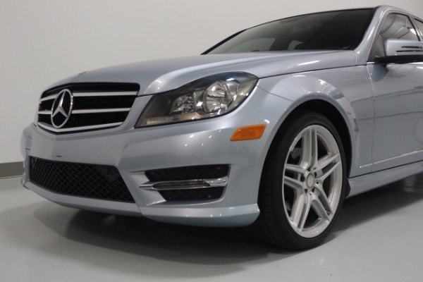 Used 2014 Mercedes-Benz C-Class C250 Sport | Miami, FL n17