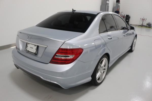 Used 2014 Mercedes-Benz C-Class C250 Sport | Miami, FL n20