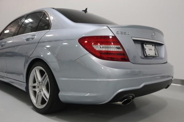 Used 2014 Mercedes-Benz C-Class C250 Sport | Miami, FL n21