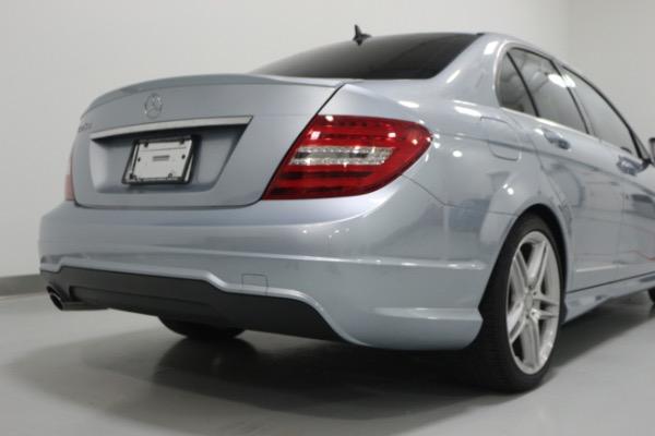 Used 2014 Mercedes-Benz C-Class C250 Sport | Miami, FL n23