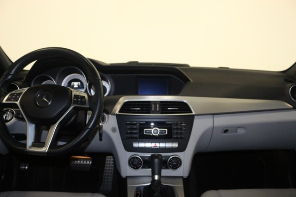 Used 2014 Mercedes-Benz C-Class C250 Sport | Miami, FL n25
