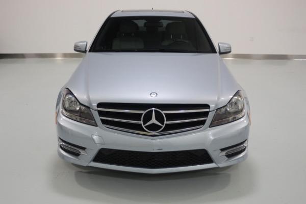 Used 2014 Mercedes-Benz C-Class C250 Sport | Miami, FL n3