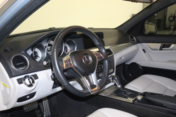 Used 2014 Mercedes-Benz C-Class C250 Sport | Miami, FL n34