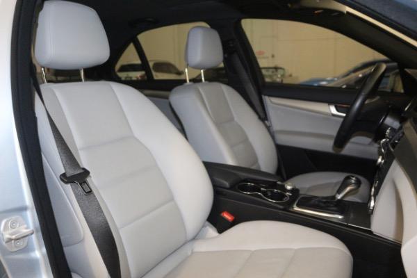 Used 2014 Mercedes-Benz C-Class C250 Sport | Miami, FL n38