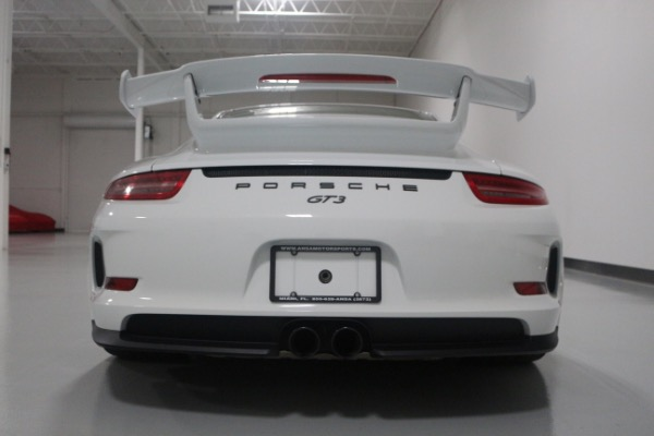 Used 2015 Porsche 911 GT3   Miami, FL n18