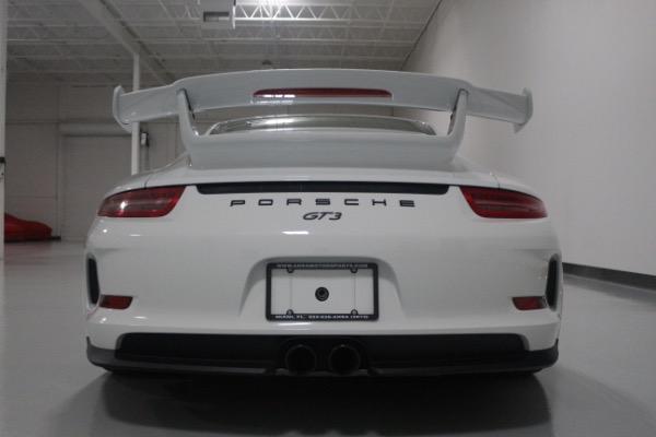 Used 2015 Porsche 911 GT3   Miami, FL n21