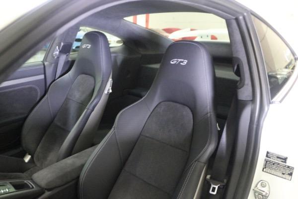 Used 2015 Porsche 911 GT3 | Miami, FL n37